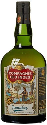 Compagnie Des Indes Jamaica Rum 5 Jahre (1 x 0.7 l)