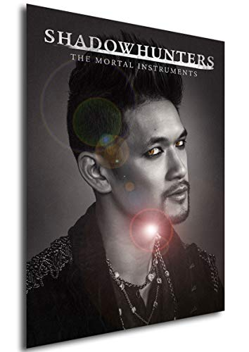 Instabuy Poster - Theaterplakat - Shadowhunters - Magnus A3 42x30