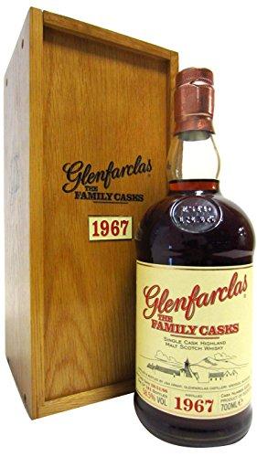 Glenfarclas - The Family Casks #5118-1967 39 year old Whisky