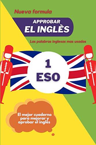 Cuaderno de vocabulario inglés 1 ero de la eso: Cuaderno de vocabulario Ingles 1 ero de la eso   15.24 x 22.86 CM, 105 paginas   Libro de traducción ...   Recordatorio personal par mejorar su inglés