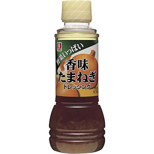 理研ビタミン リケン 野菜いっぱいドレッシング 香味たまねぎ 300ml [9821]