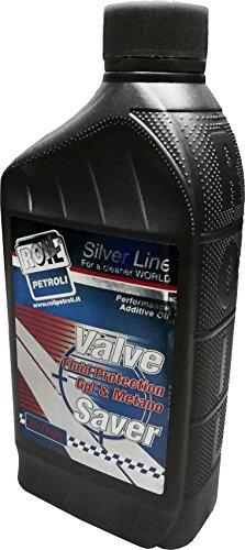 ROIL Valve Saver Fluid - Olio Lubrificante Per Valvole Gpl & Metano 1 Lt