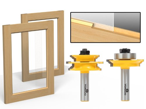 glass door router bit set - 3