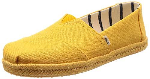 TOMS Damen 10013497 Espadrilles, Gelb (Gold Fusion 000), 38.5 EU