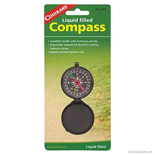 Coghlans Liquid Compass Rempli