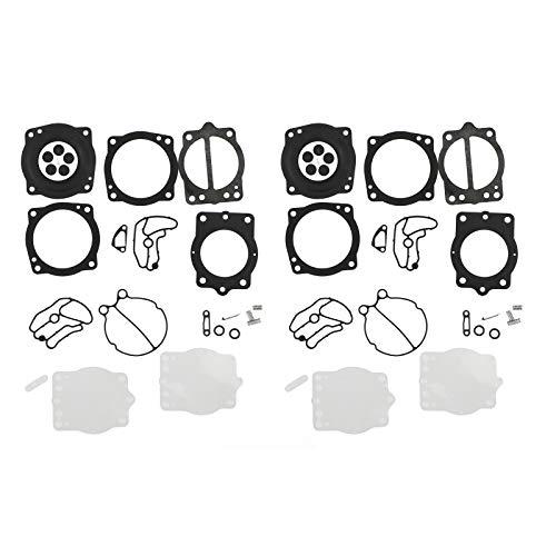 CHENDGE2 2 Carburetor Repair kit for Polaris for Keihin SL SLH SLT SLTH Virage 700 900 1200