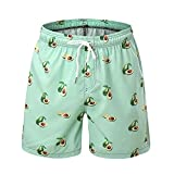 FANJUANMIN Pantalones cortos de verano para hombre, playa, pantalones cortos de natación, pantalones cortos de playa, para correr, deportes (color : 2, tamaño: XXL)