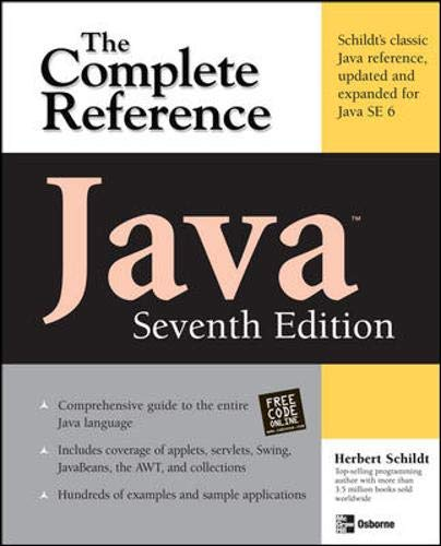 free best book pdf Java: The Complete Reference Book file PDF ...