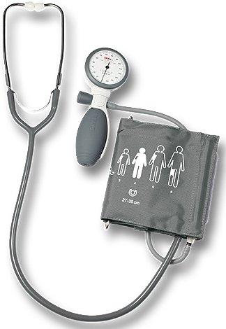 Blutdruckmesser Erka switchtest 2.0mit Stethoskop und Armband mit Klettverschluss