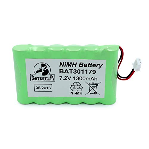 Batteria BAT301179 compatibile GP130AAM6BMX 103-301179 - VISONIC Powermax et Powermaster
