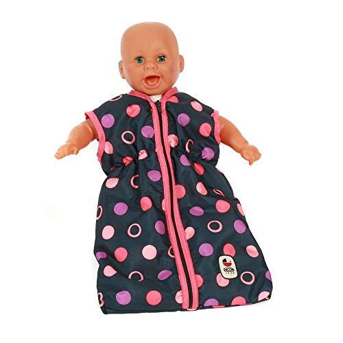 Bayer Chic 2000 792 20 Sac de Couchage pour poupées - Corail
