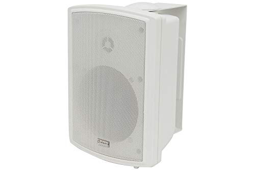 Weatherproof outdoor speaker deal