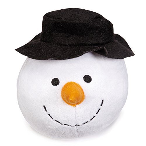 Grriggles Snowball Gang Dog Toys, 5' Snowman
