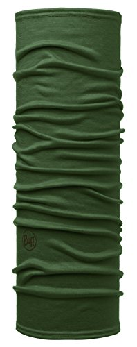 Buff BUF113010.824.10.00 Multifunktionstuch Solid Forest Night, One Size