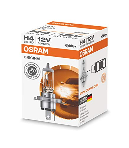 Osram 64193 R5W 12V 5W BA15s 10, Orange, Boîte pliante