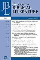 Journal of Biblical Literature 139.3 (2020)