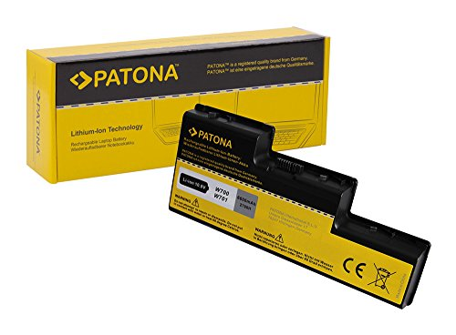 PATONA Akku Fuer Lenovo ThinkPad W700 W701 ThinkPad W700 W700ds W701 W701ds