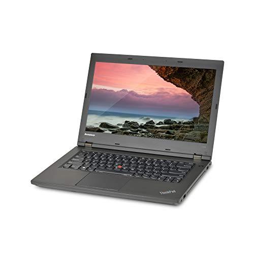 Lenovo ThinkPad L440 14' HD, Core i5-4300M 2.6GHz, 8GB RAM, 256GB Solid State Drive, Windows 10 Pro 64Bit, (Renewed)