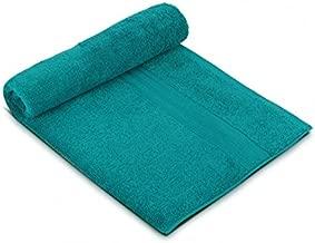 Portico New York Eva Cotton Blue Color Bath Towel