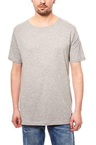 Sweet SKTBS T-Shirt da Uomo Girocollo Staple Tee Grigia, Herren - Bekleidung - T-Shirts / 15687:XL