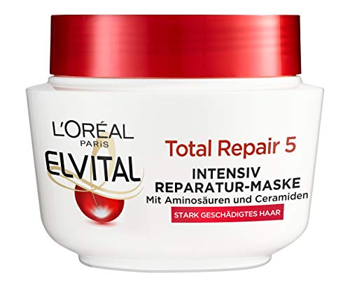 L'Oréal Paris Elvital Total Repair 5 Intensivmaske, 300 ml