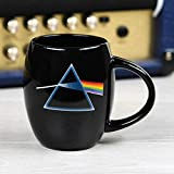 Pink Floyd MGO25611 (Dark Side of The Moon) - Taza ovalada (cerámica, 425 ml)