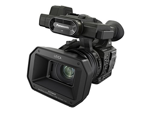 Panasonic HC-X1000 Semi-Professioneller 4K/UHD Camcorder (4K 60p/50p)
