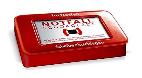 Liebeskummerpillen - Notfallschokolade in der Dose (30 g)