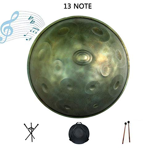 Zakjj Handpan Steel Drum Handpan Drum Instrument Percussion
