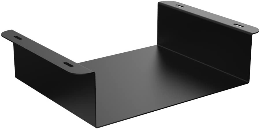 Oeveo Under Mount 139-9.75W x 2.8H x 8D | Under Desk Computer Mount for Computers | UCM-139