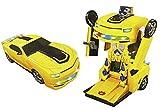 ML Coche Robot Transformers Juguetes para niños . Car cumpleaños