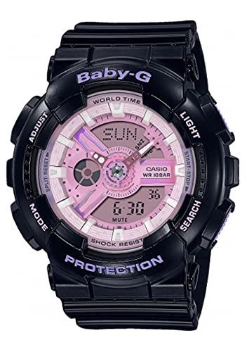 Casio Baby-G BA-110PL-1AER - Reloj Deportivo Resistente a los Golpes.