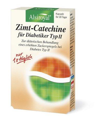 Alsitan Zimt-Catechine (30 Kapseln)