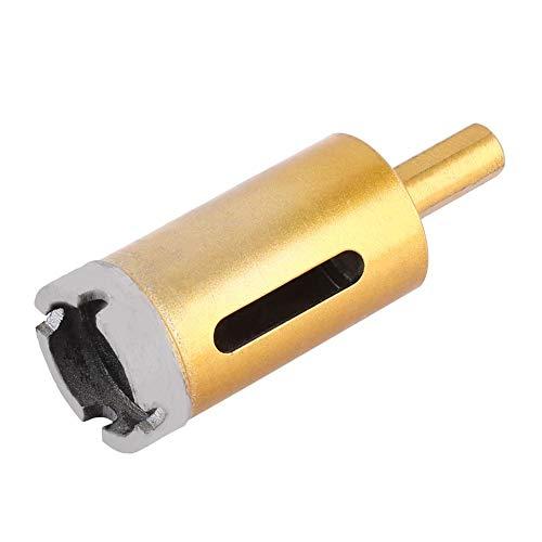 El cortador de orificios de broca de diamante vio la herramienta de corte para piedra de vidrio de mármol de cerámica, 1pc, 25/30/35 / 50mm (tamaño : 30MM)