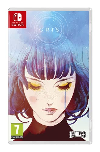 GRIS – Collector´s Edition - Collector s - Nintendo Switch