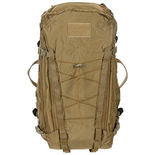 MFH US Army Rucksack Mission 30 30 Liter Geocaching Outdoor Wandern Trekkingrucksack Backpack viele Farben (Coyote)