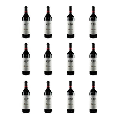 Áster crianza - Vino Tinto - 12 Botellas