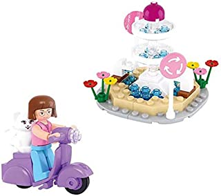 Kingstore Sluban Building Block Toy - 6 Years & Above - Multi Color