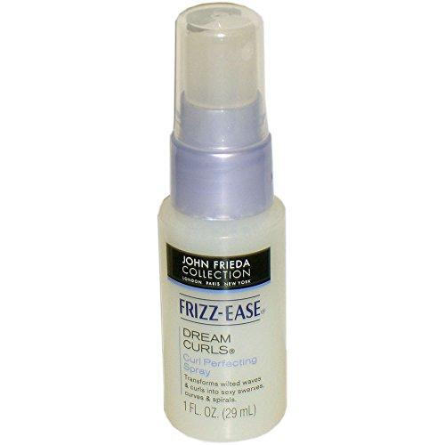 John Frieda Frizz-Ease Dream Curls, Curl-Perfecting Spray 1 Fl oz.