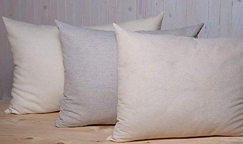 Wool Sleeping Pillow/Custom Sizes & Fabrics Available