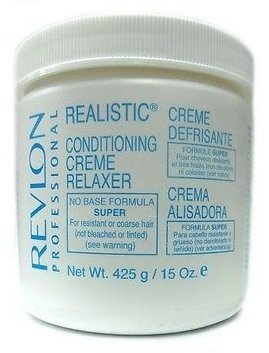 REVLON REALISTIC CONDITIONING CREME RELAXER super 425g