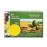 ホルベイン パンパステル 20色セット ランドスケープ 30202