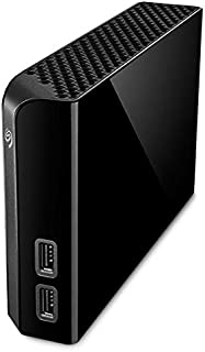 Seagate 4TB Backup Plus Hub External Desktop Hard Drive Storage - STEL4000200
