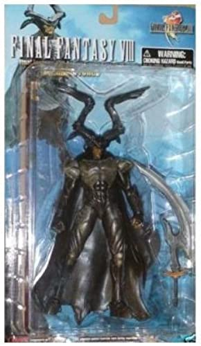 Final Fantasy VIII Monster Collection Action Figure Odin on Foot by Kotobukiya