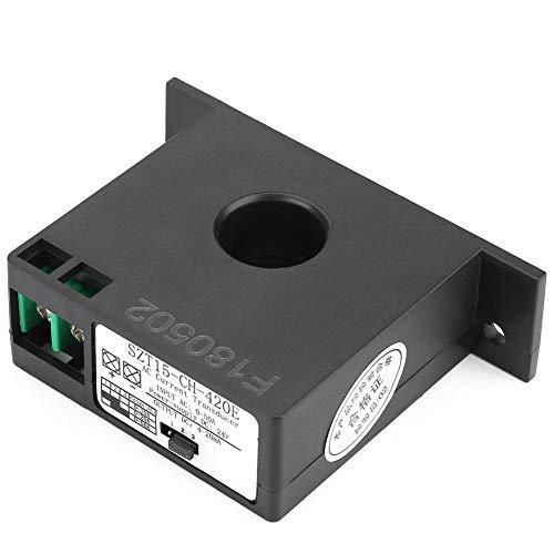 Wechselstromwandler, SZT15-CH-420E Stromwandler Transformator Sensor Stromwandler Wechselstrom 0-50A zu DC 0-5V/0-10V/4-20mA