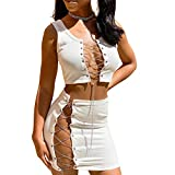 Sexy Outfits for Women Clubwear Ski Outfits Beach Outfits Women's Sweatsuit Outfits Jogger Outfits Sets Plus Size Outfits for Women White