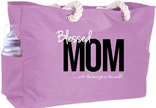 KEHO Waterproof Mom Diaper Bag XXL