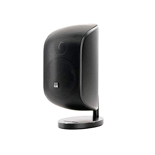 Big Save! Bowers & Wilkins Mini Theatre M-1 Satellite Speaker (Each) - Matte Black