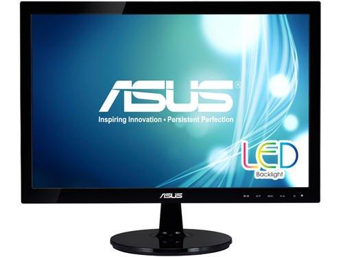 ASUS VS207D-P 19.5″ VGA Back-lit LED Monitor