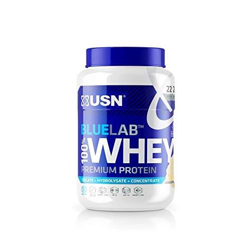 USN Protéine Blue Lab 100% Whey Vanille 750g
